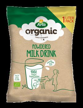 Arla Organic Powdered Milk | Arla Food Inc