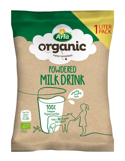 Powdered Milk 1 Liter