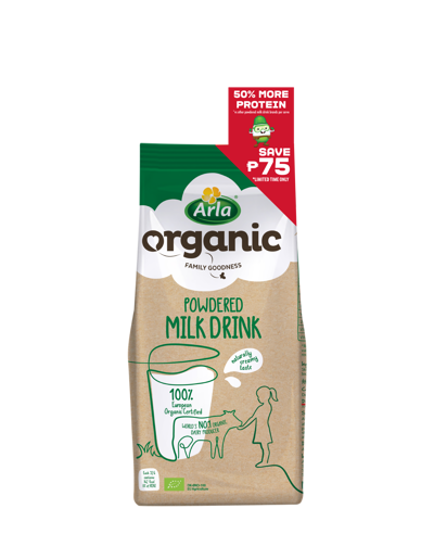 Powdered Milk 4 Liter