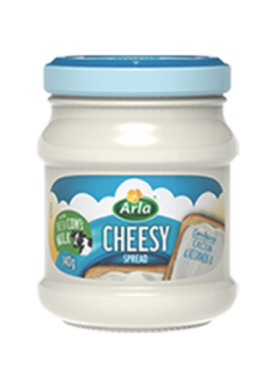 Arla Cheesy Spread 140gr