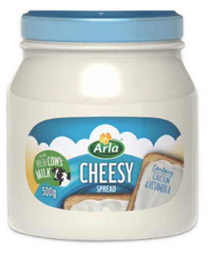 Arla Cheesy Spread 240gr