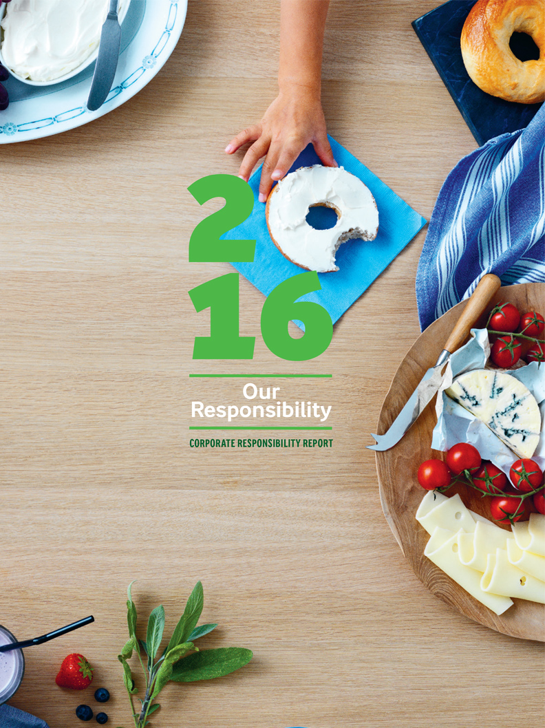 Our Responsibility - Report 2016