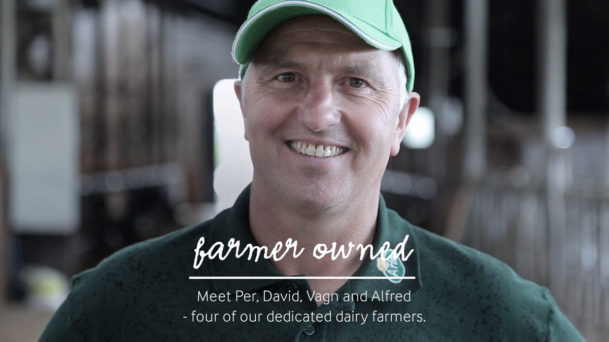 Video - meet four of our dedicated dairy farmers