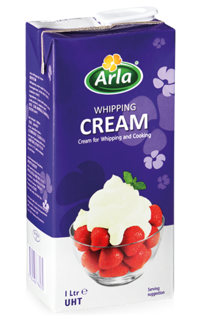 Arla Whipping cream 1000ml   Arla Food Inc.